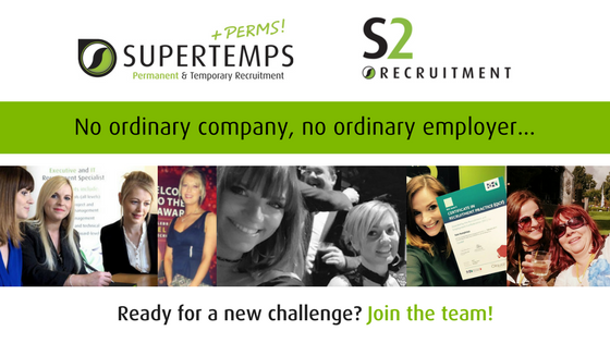Work for S2 Recruitment, Career, IT and Executive Jobs