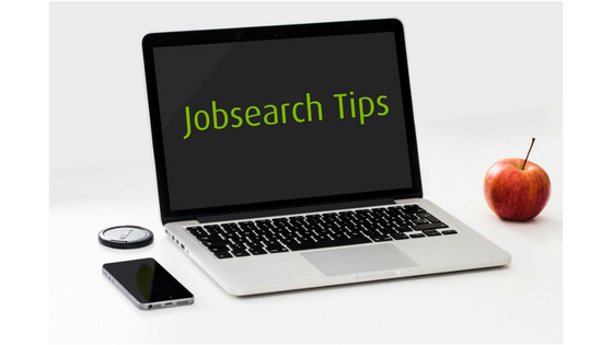 Jobsearch Tips